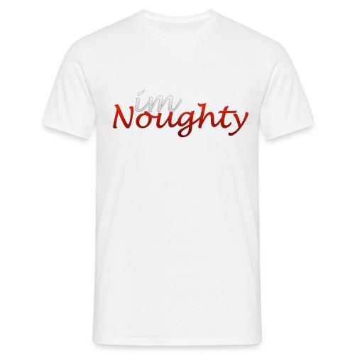 imnoughty - Men's T-Shirt