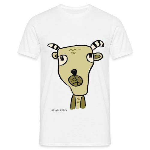Goat-LTT - Men's T-Shirt