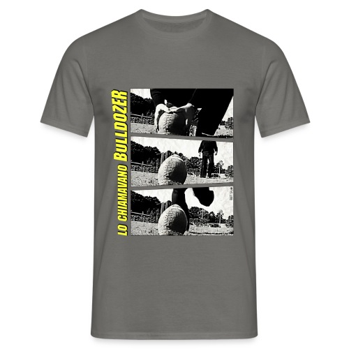 Lo chiamavano Bulldozer - Maglietta da uomo