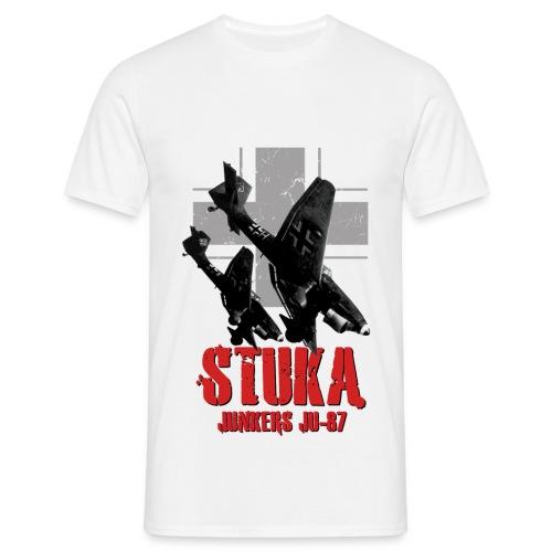 stuka - Camiseta hombre