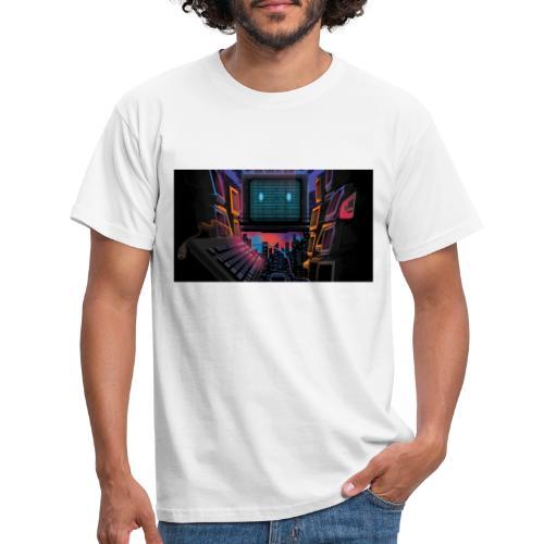 Minitel is back - T-shirt Homme