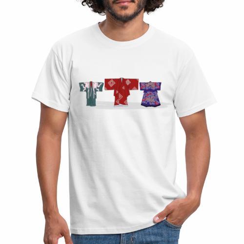 Kabuki Theatre Costumes - Men's T-Shirt