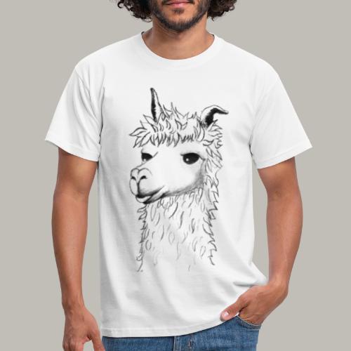 Lama - T-shirt Homme