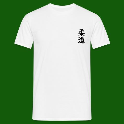 Judo Kanji - Männer T-Shirt