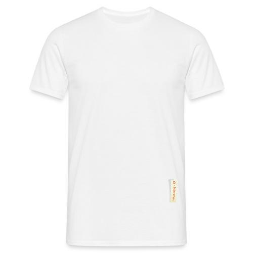 α Männchen - Männer T-Shirt