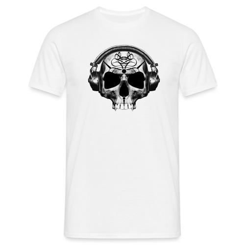 skull helmet - T-shirt Homme