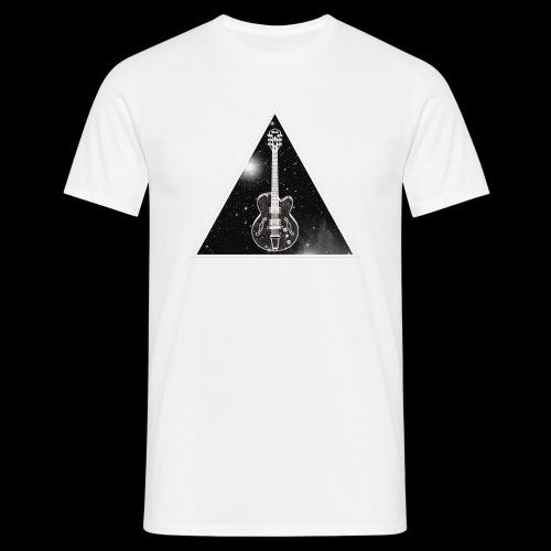 black Roses Logo - T-shirt Homme