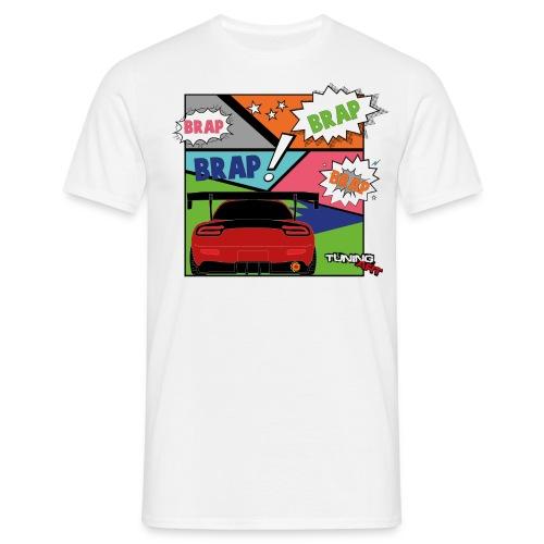 Comic - Männer T-Shirt