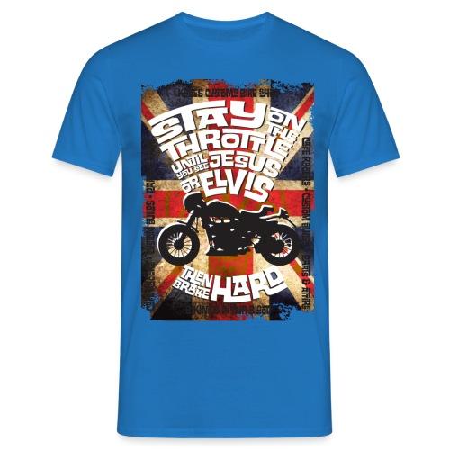 Kabes British Customs - Men's T-Shirt