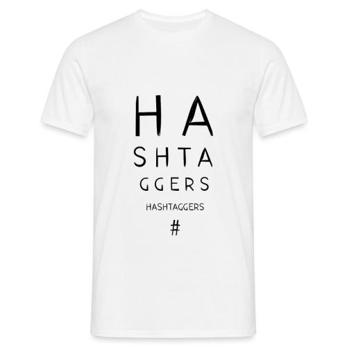 HA SHTA GGERS Nr - T-shirt Homme