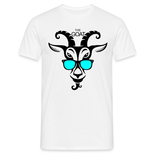 THE GOAT - Männer T-Shirt
