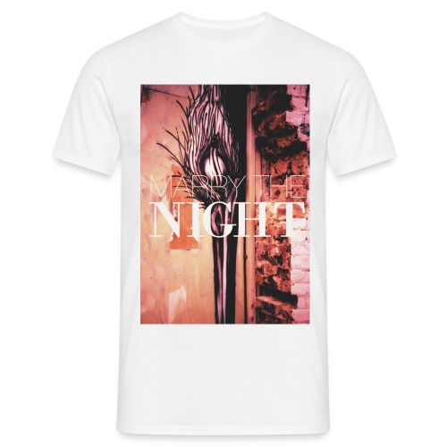 Marry the night - Men's T-Shirt