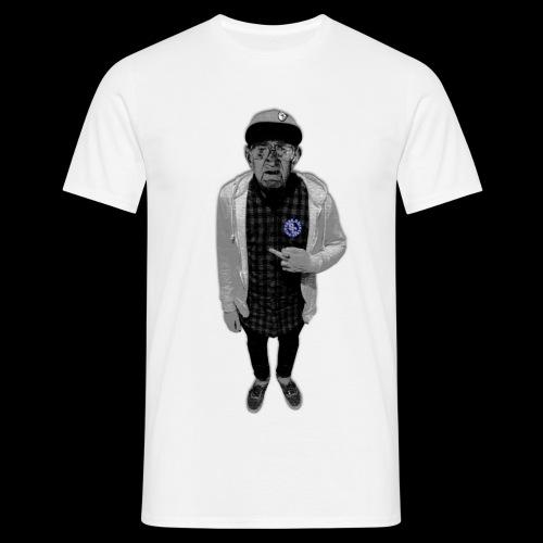 old coreu scu png - T-shirt Homme