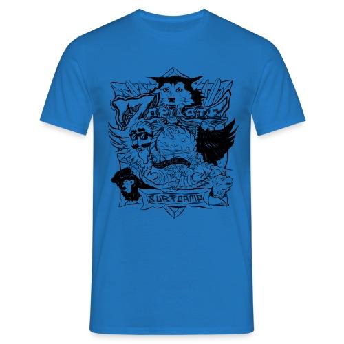 Zopilote Contest 2016 - Men's T-Shirt