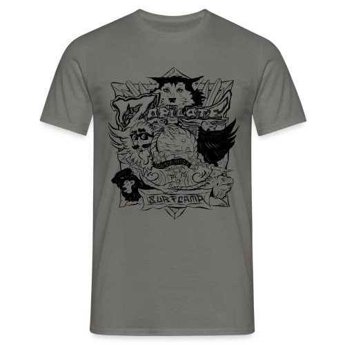 Zopilote Contest 2016 - Men's T-Shirt