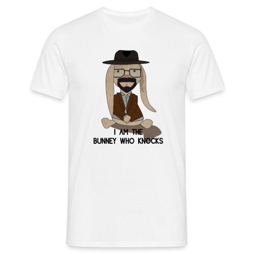 Heisenbunny - Men's T-Shirt