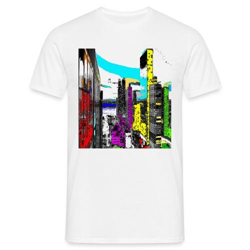 downtown 01a - Maglietta da uomo