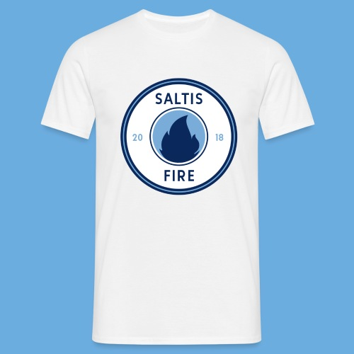 SALTIS FIRE - T-shirt herr
