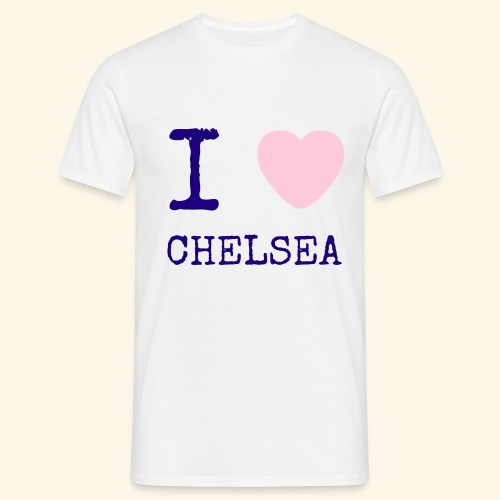 I Love Chelsea 2017 - Men's T-Shirt