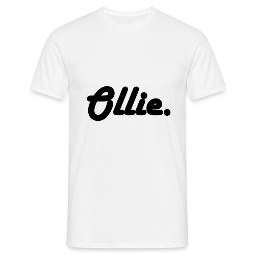 Ollie Harlow Solid - Mannen T-shirt