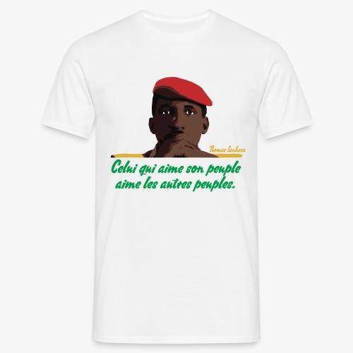 Thomas Sankara - Men's T-Shirt