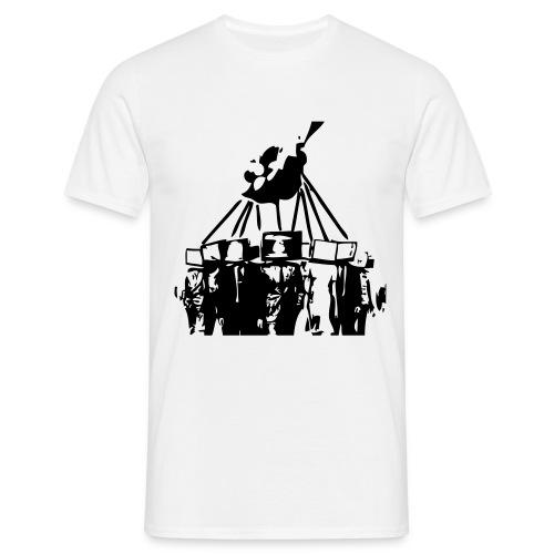 medcontr - T-shirt herr