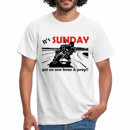 its sunday - Men's T-Shirt