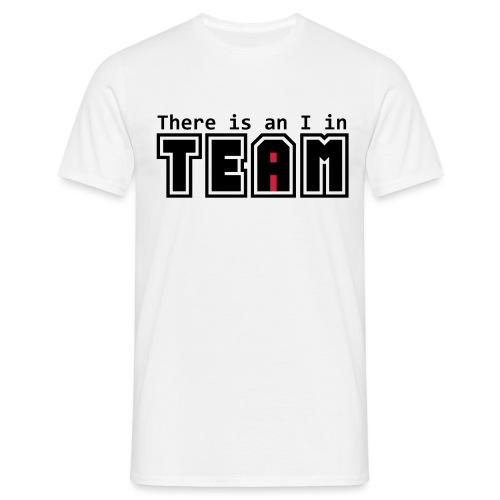 Équipe I - T-shirt Homme