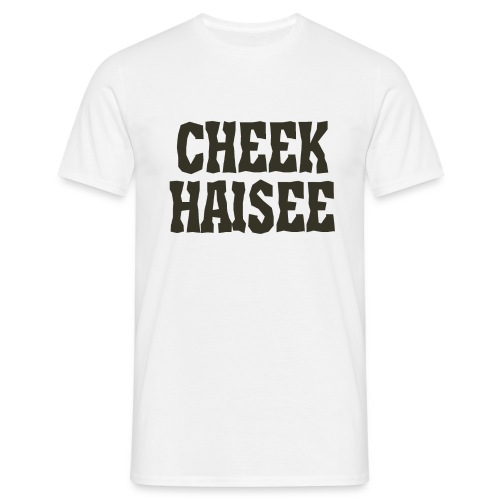 cheek haisee png - Men's T-Shirt
