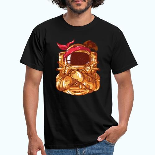 Rebel astronaut - Men's T-Shirt