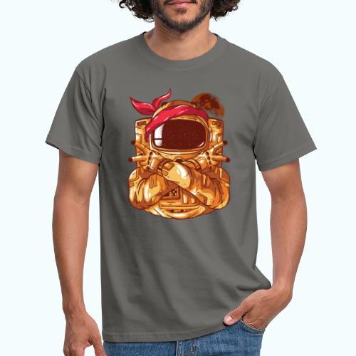 Rebel astronaut - Men's T-Shirt