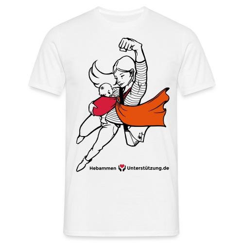 POWer mom - Männer T-Shirt