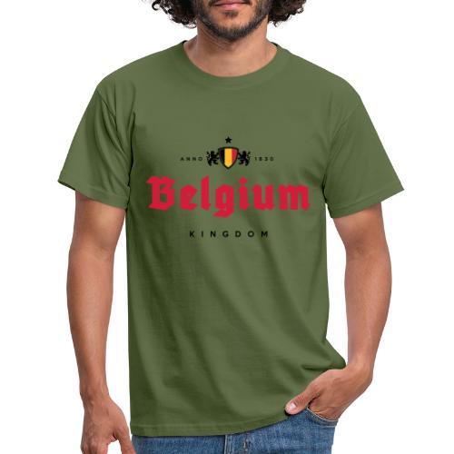Bierre Belgique - Belgium - Belgie - T-shirt Homme