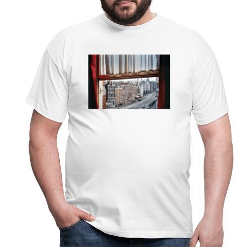 GIORGIA AGATI X iorestoacasaArtistiUniti - Maglietta da uomo