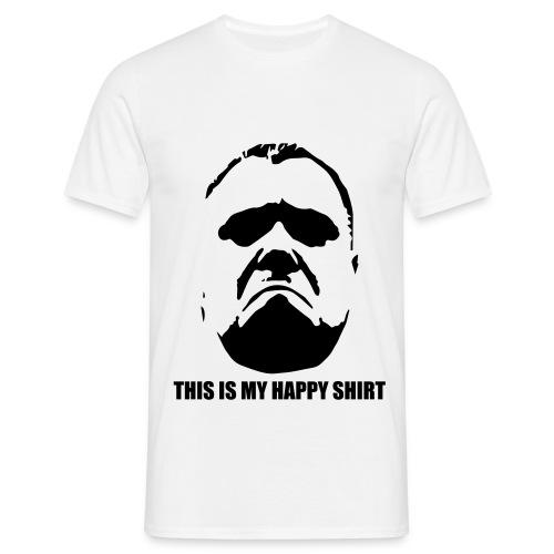 hallow_front - Men's T-Shirt