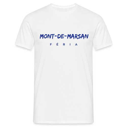 Mont-de-Marsan féria - T-shirt Homme