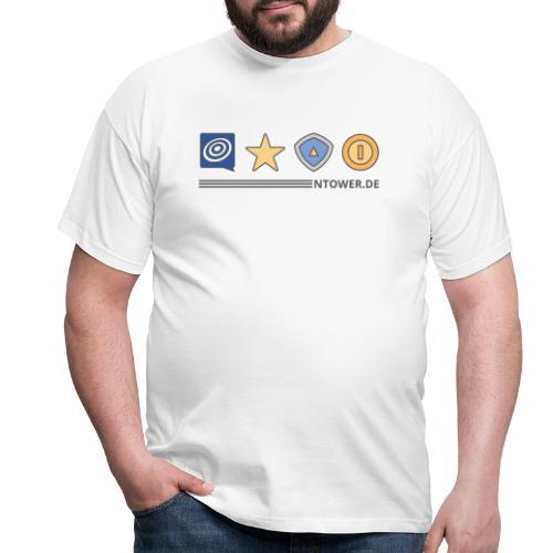 ntower items - Männer T-Shirt