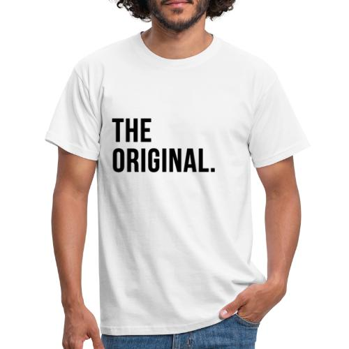 The Original Eltern Kind Partnerlook - Männer T-Shirt