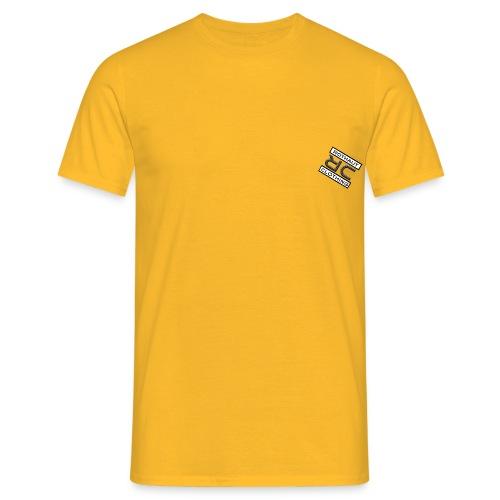 logo chrisri sw - Männer T-Shirt