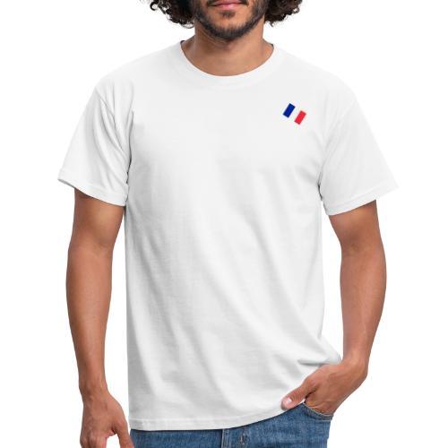 Flag of France - T-shirt Homme