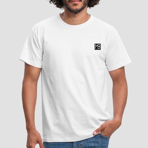 Logo MB Graphic Designer Black - Maglietta da uomo