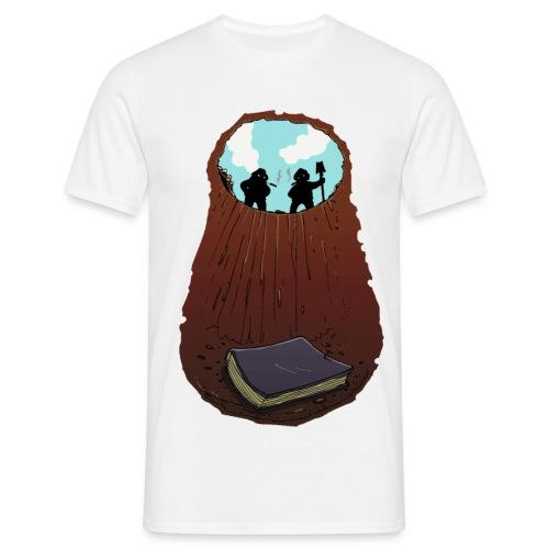 Begraben - Männer T-Shirt