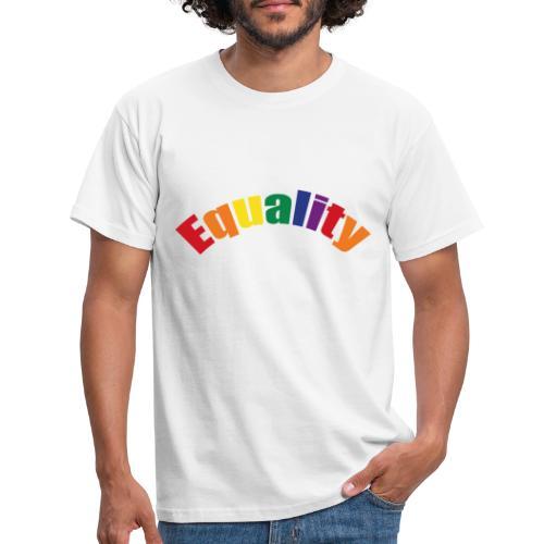 Gleichberechtigung - Männer T-Shirt