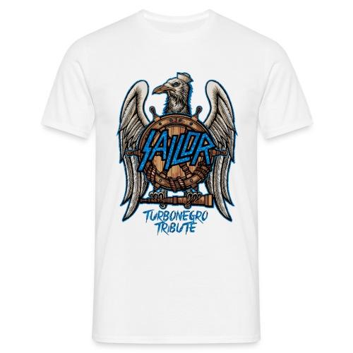 Sailor Logo freigestellt Final png - Men's T-Shirt