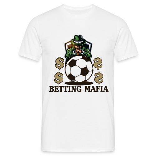 Sportwetten Mafia - Männer T-Shirt