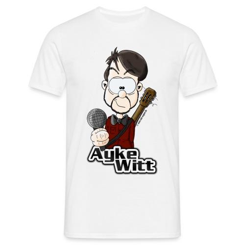 Ayke Witt Cartoon - Männer T-Shirt