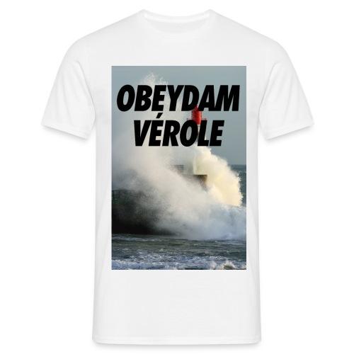 OBEYDAM VEROLE - T-shirt Homme