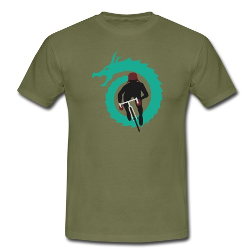 Shirt Green and Red png - Men's T-Shirt