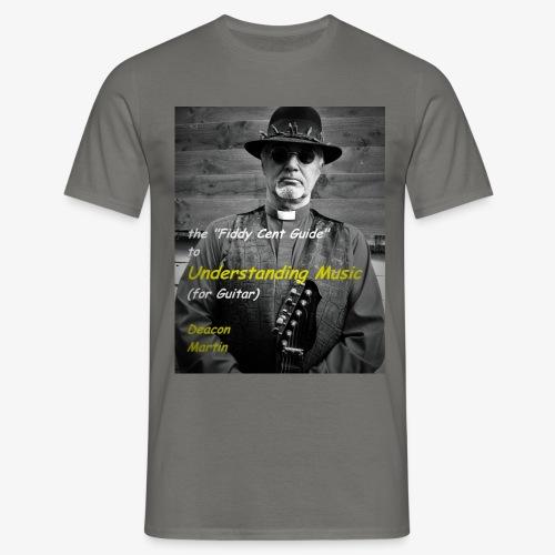 DM Guide to Music - Men's T-Shirt
