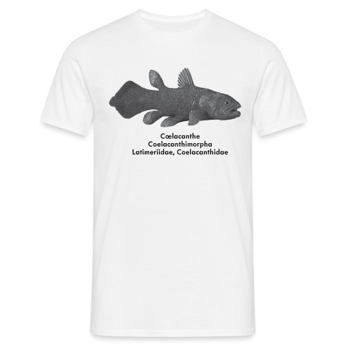 Coelacanthe - T-shirt Homme